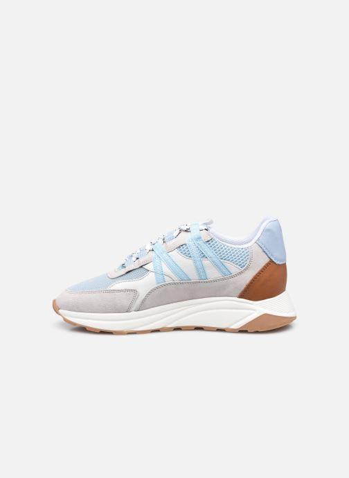 Sneakers Piola Ica W Blauw voorkant