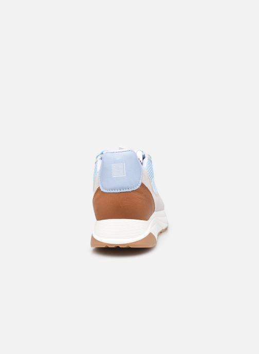 Sneakers Piola Ica W Blauw rechts