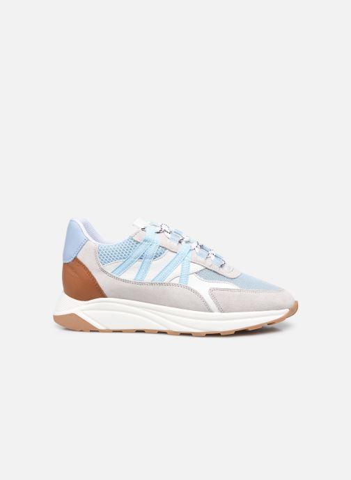Sneakers Piola Ica W Blauw achterkant