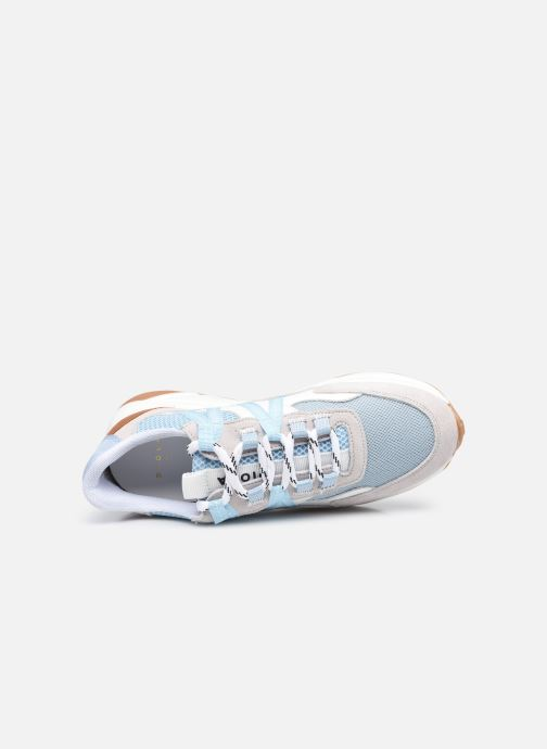 Sneakers Piola Ica W Blauw links