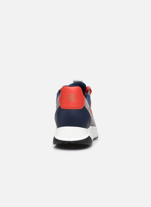 Sneakers Piola Ica W Rood rechts