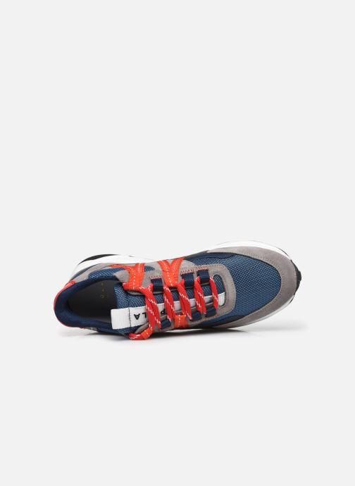 Sneakers Piola Ica W Rood links