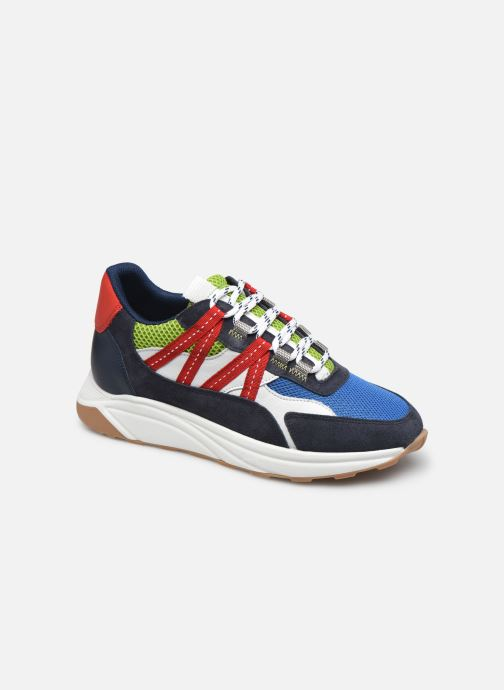 Sneaker Piola Ica W blau detaillierte ansicht/modell