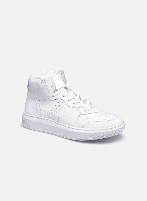 Sneakers Piola Cayma High M Hvid detaljeret billede af skoene