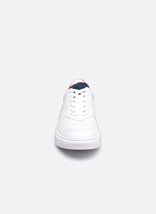 Sneakers Piola Cayma M Bianco modello indossato