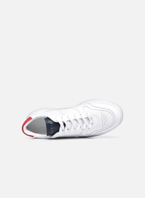 Sneakers Piola Cayma M Bianco immagine sinistra