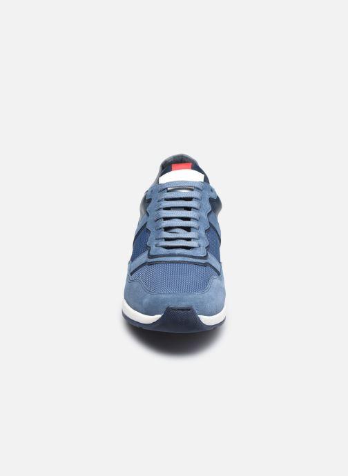 Sneaker Piola Vida M blau schuhe getragen