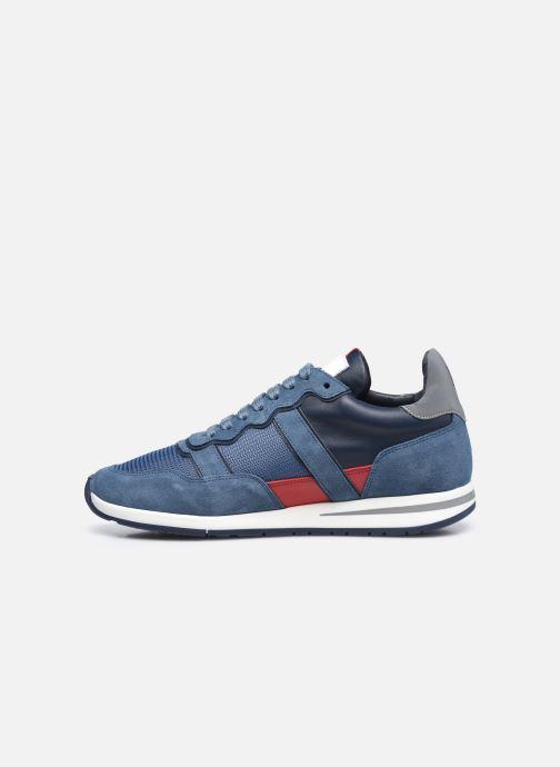 Sneaker Piola Vida M blau ansicht von vorne