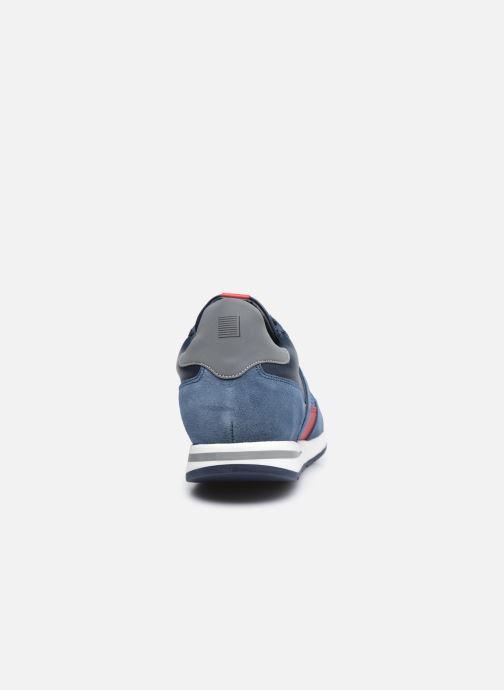 Sneaker Piola Vida M blau ansicht von rechts