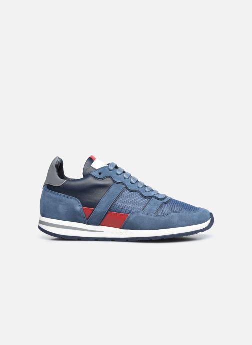 Sneaker Piola Vida M blau ansicht von hinten