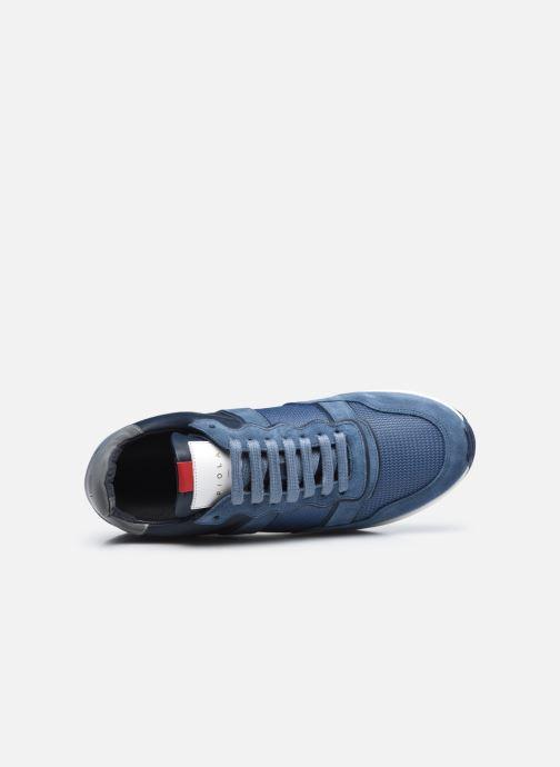 Sneaker Piola Vida M blau ansicht von links