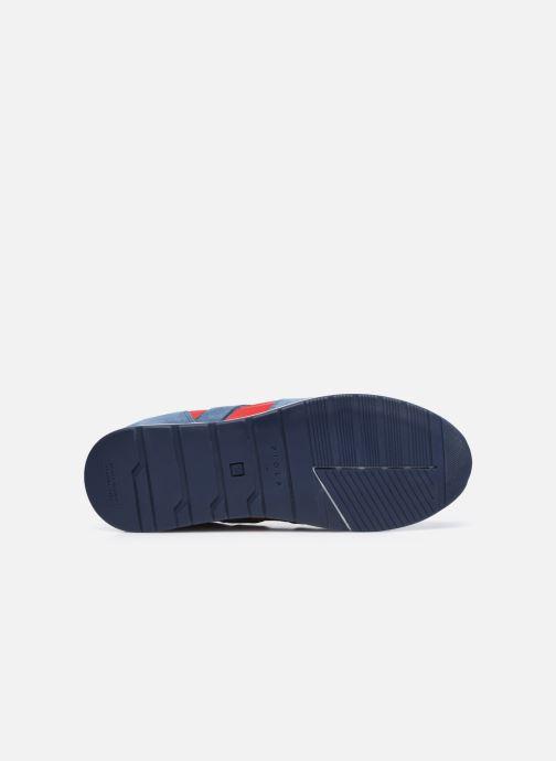 Sneaker Piola Vida M blau ansicht von oben