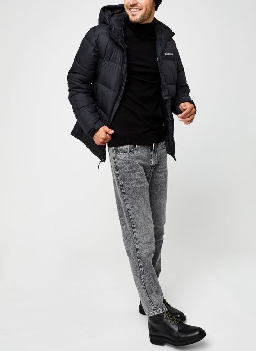 Vêtements Only & Sons Onsmikkel High Neck Knit Noir vue bas / vue portée sac