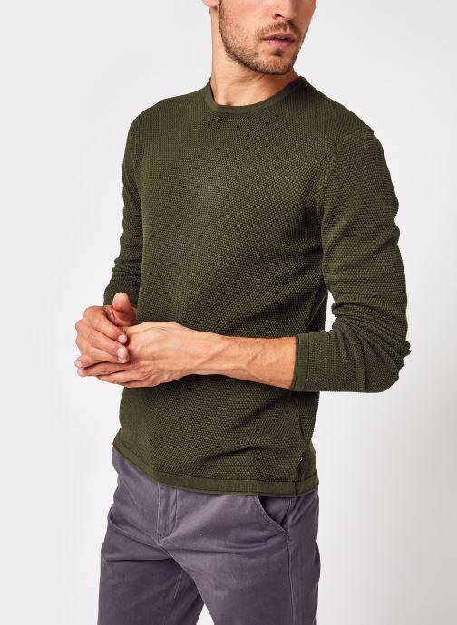 Kleding Accessoires Onspanter Crew Neck Knit