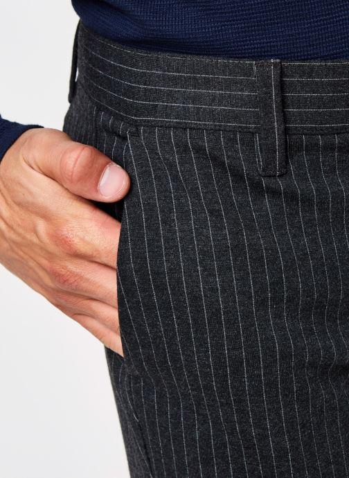 Vêtements Only & Sons Onsmark Pant Stripe Gris vue face