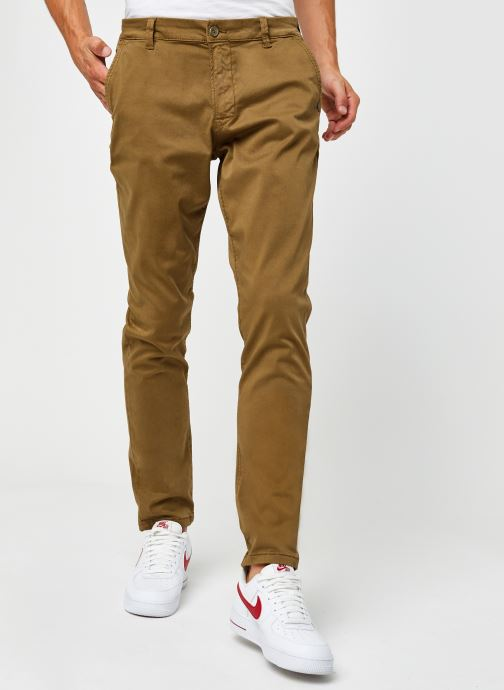 Vêtements Only & Sons Onswill Life Regular Chino Marron vue détail/paire