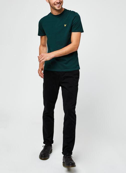Vêtements Only & Sons Onswill Life Regular Chino Noir vue bas / vue portée sac