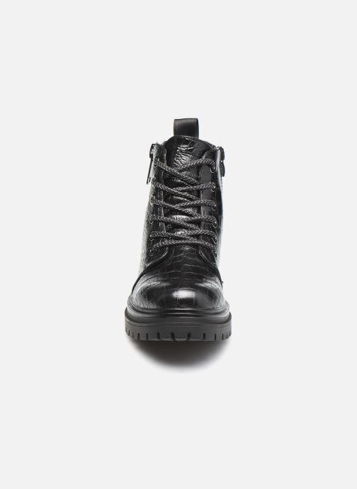 Bottines et boots Xti 44381 Noir vue portées chaussures
