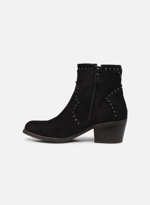 Stiefeletten & Boots Xti 44614 schwarz ansicht von vorne