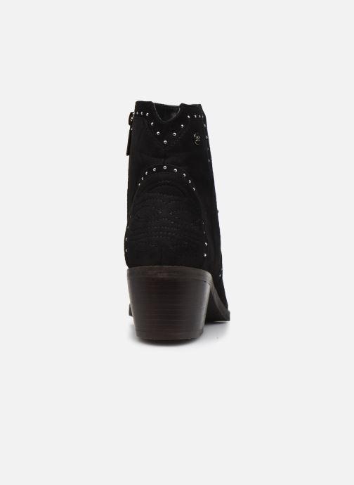Stiefeletten & Boots Xti 44614 schwarz ansicht von rechts