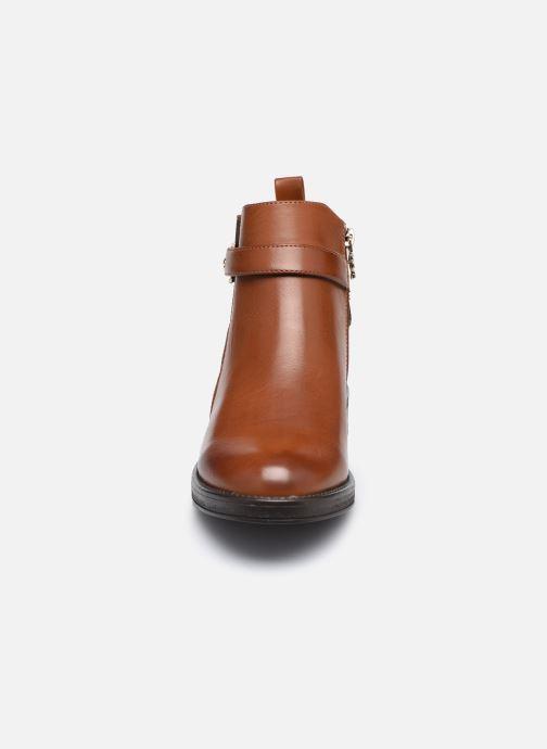 Bottines et boots Xti 44534 Marron vue portées chaussures