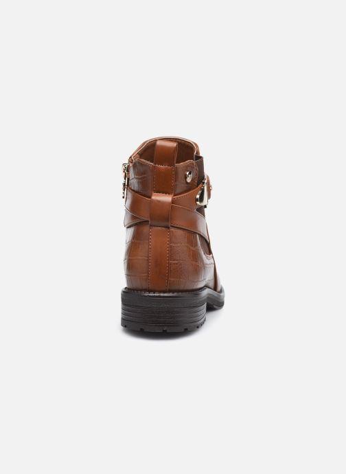Bottines et boots Xti 44534 Marron vue droite