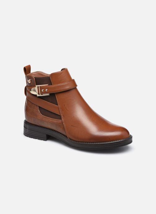 Bottines et boots Xti 44534 Marron vue détail/paire