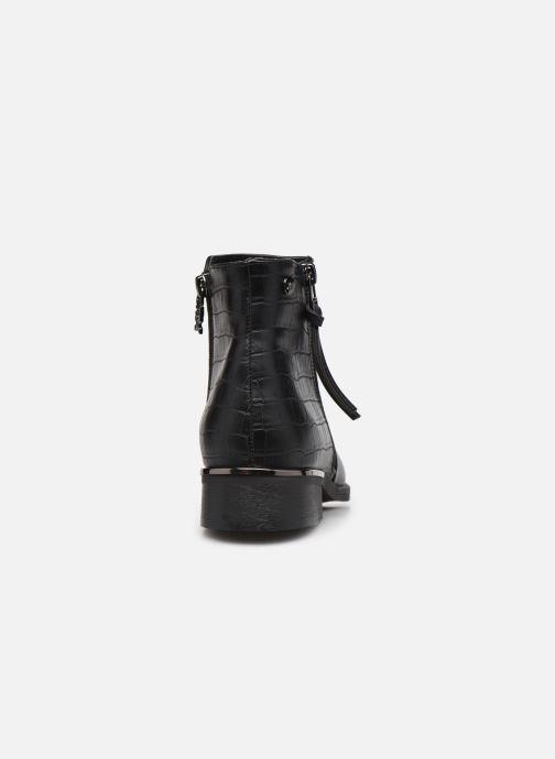 Bottines et boots Xti 44723 Noir vue droite