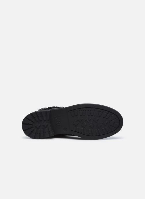 Stiefeletten & Boots Xti 44716 schwarz ansicht von oben