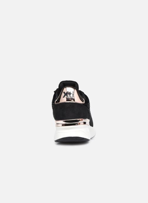 Baskets Xti 44365 Noir vue droite