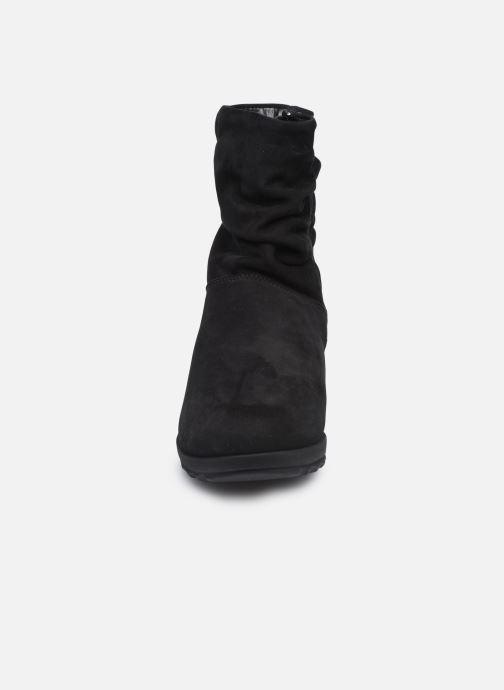 Bottines et boots Mephisto AGATHA Noir vue portées chaussures