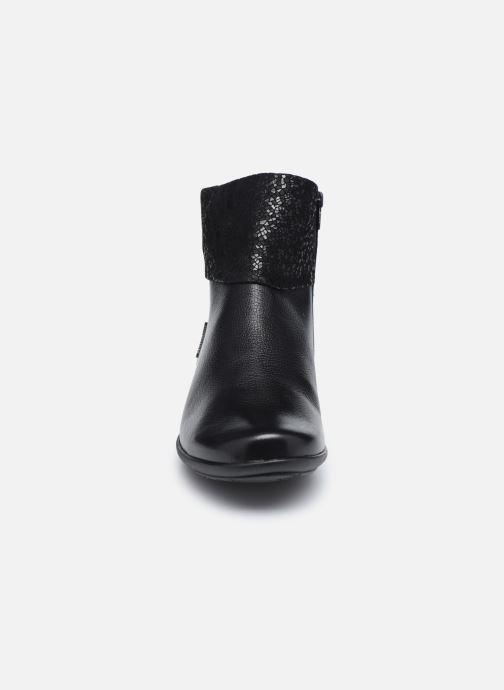 Bottines et boots Mephisto NERIA Noir vue portées chaussures