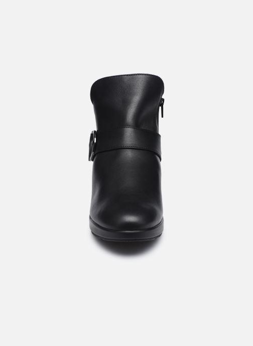 Bottines et boots Mephisto PAULEEN Noir vue portées chaussures