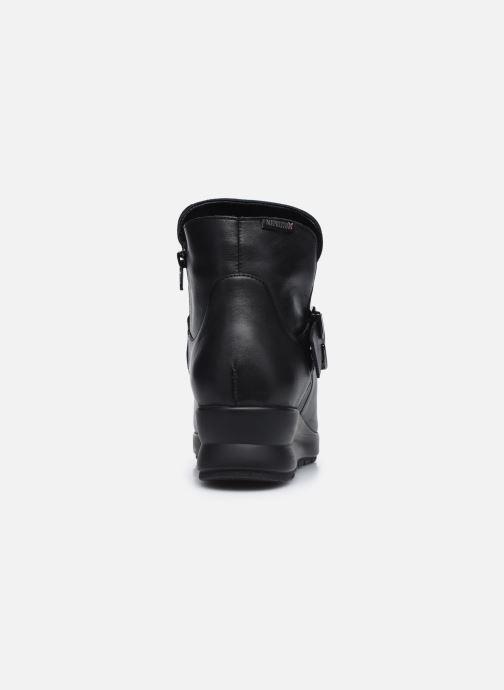 Bottines et boots Mephisto PAULEEN Noir vue droite