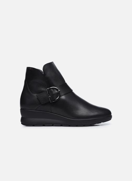 Bottines et boots Mephisto PAULEEN Noir vue derrière