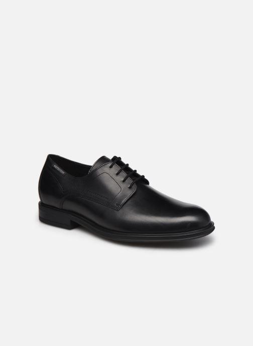 Chaussures à lacets Mephisto KEVIN Noir vue détail/paire