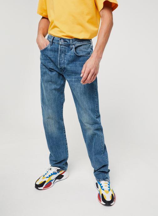 Vêtements Levi's 501® Levi'S®Original Fit M Bleu vue détail/paire