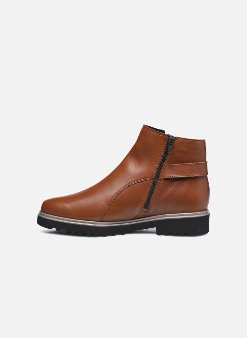 Stiefeletten & Boots Mephisto SAMANTHA C braun ansicht von vorne