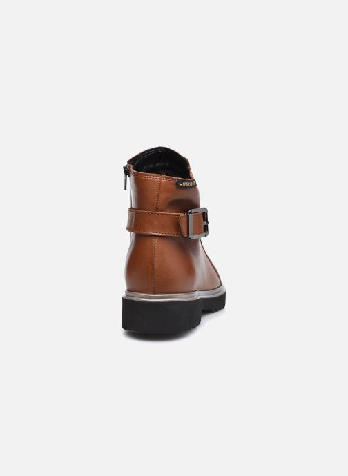 Stiefeletten & Boots Mephisto SAMANTHA C braun ansicht von rechts