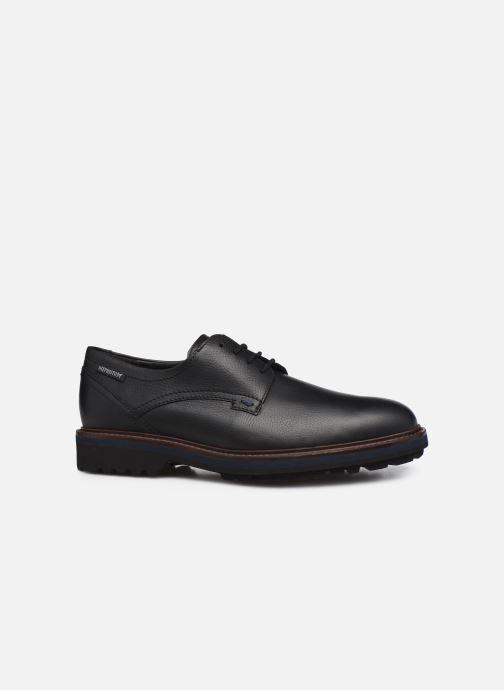 Zapatos con cordones Mephisto BATISTE C Negro vistra trasera