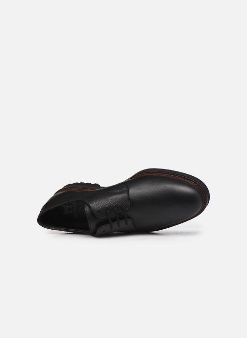 Zapatos con cordones Mephisto BATISTE C Negro vista lateral izquierda