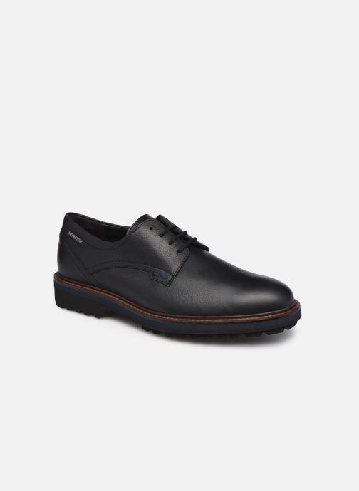 Zapatos con cordones Mephisto BATISTE C Negro vista de detalle / par
