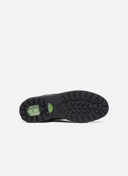 Zapatillas de deporte Mephisto JIM GT C Marrón vista de arriba