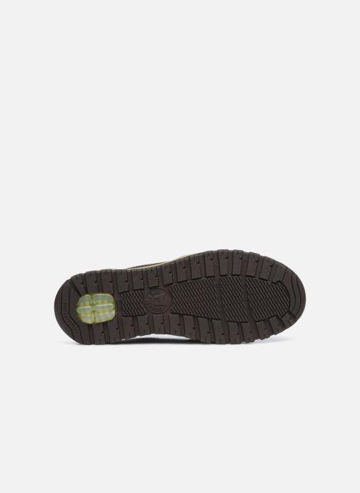 Sneakers Mephisto PACO C Marrone immagine dall'alto