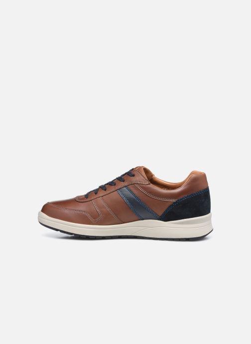 Sneakers Mephisto VITO C Marrone immagine frontale