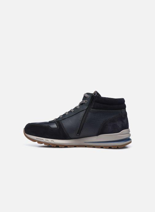 Sneakers Mephisto BORAN C Azzurro immagine frontale