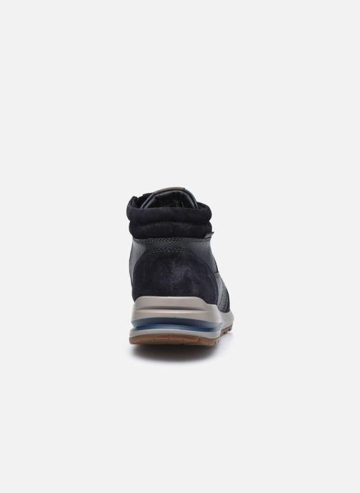 Sneakers Mephisto BORAN C Azzurro immagine destra