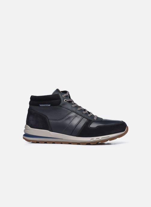 Sneakers Mephisto BORAN C Azzurro immagine posteriore