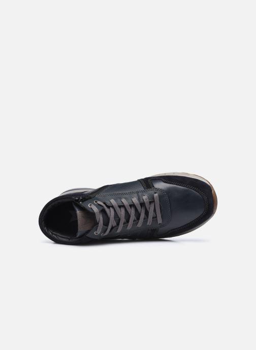 Sneakers Mephisto BORAN C Azzurro immagine sinistra