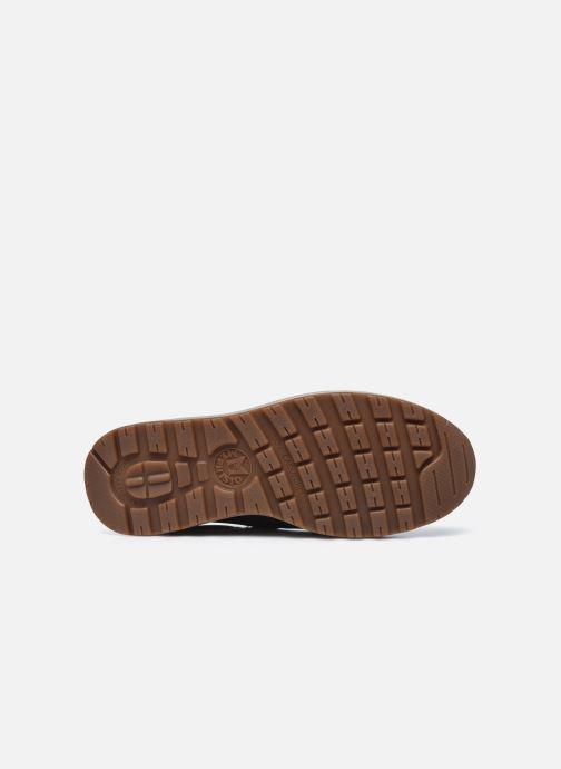 Sneakers Mephisto BORAN C Azzurro immagine dall'alto